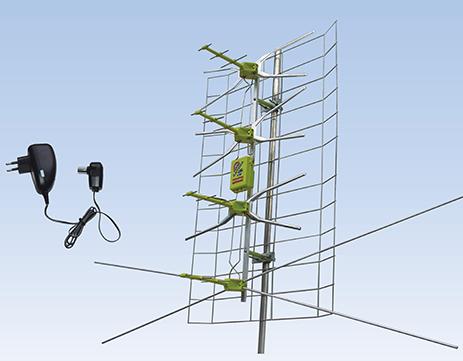 XJ-001V TV Antenna Yagi