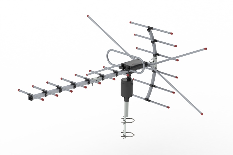 A -001 Outdoor TV antenna