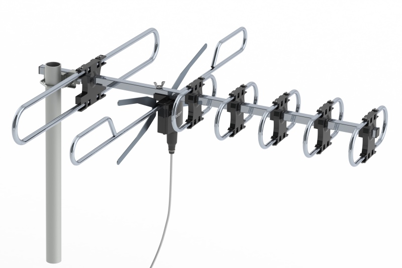 Digital yagi TV antenna Y-19